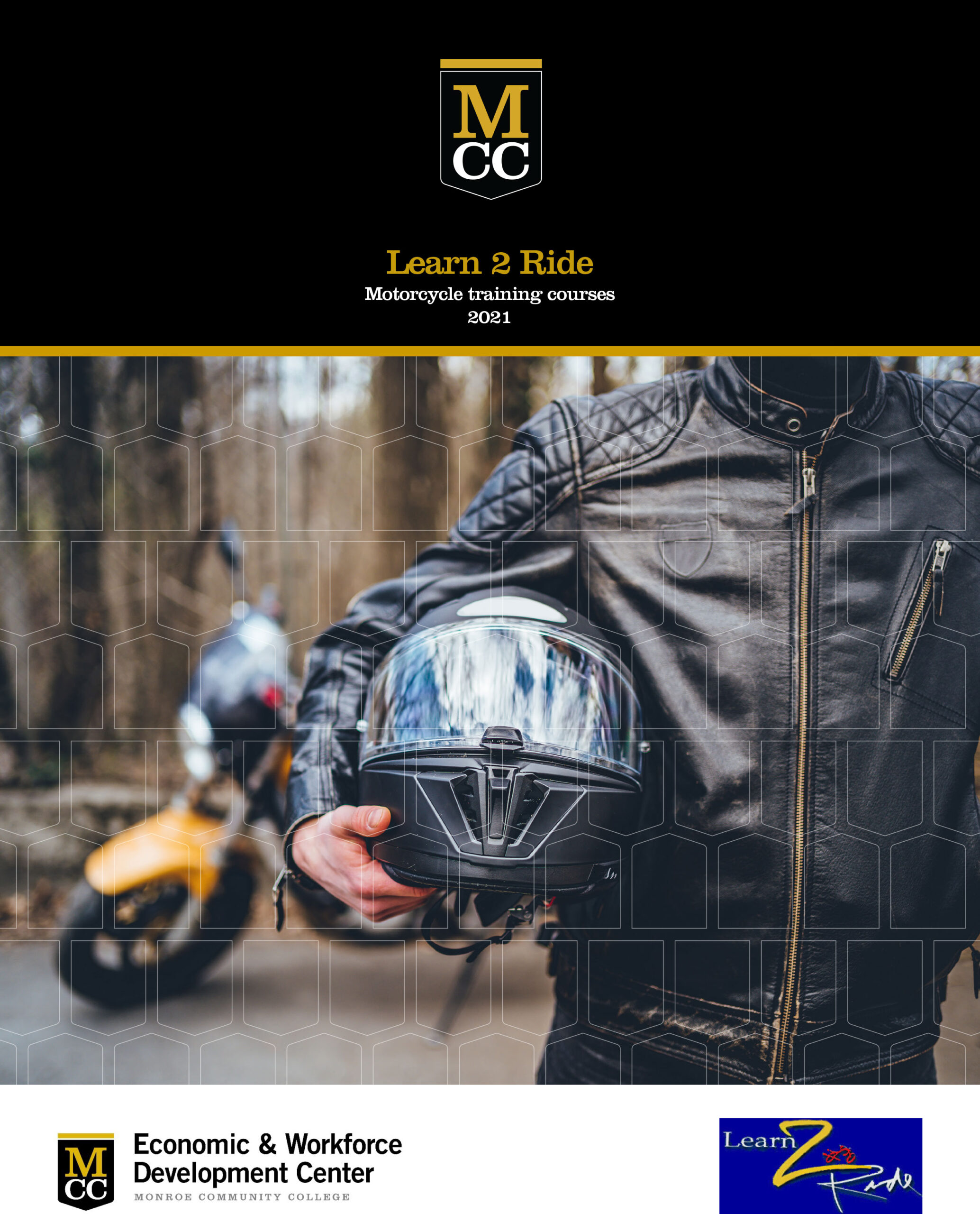 Learn 2 Ride: Motorcycle training courses 2021 Brochure