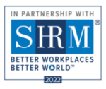 In partnership with SHRM ® Society for human resource management, 2022.